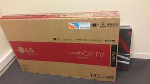 Lg de 49 Pulgadas con smartv wifi gtia Full HD