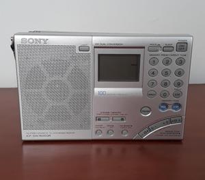 Radio Sony Icfswgr, Multibanda