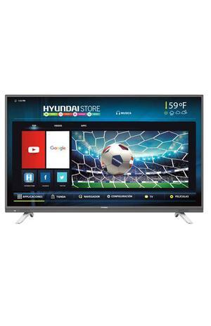 Televisor LED HYUNDAI HYLEDIM4K 55 Pulgadas Smart TV 4K