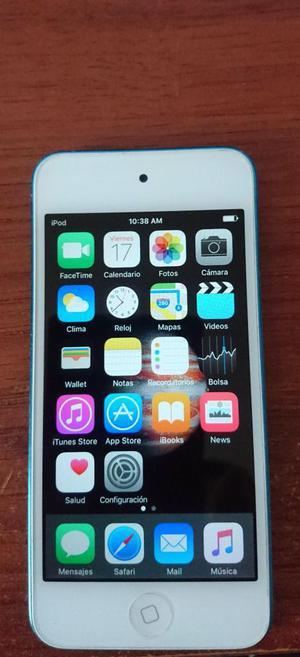 Vendo ipod touch 5g 32GB buen estado