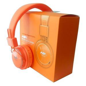 Audífonos Nia Recargables Inalámbricos Radio Fm, Micro Sd