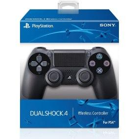 CONTROL PS4 DS4 CUHZCT2U Jet Black