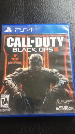 Call Of Duty 3 Ps4 Como Nuevo
