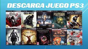 PS3 Tienda virtual con más de 800 juegos
