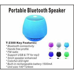Parlante Recargable Bluetooth Usb Fm Excelente Sonido Nuevos