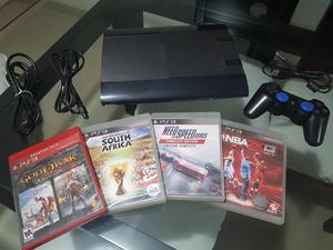 Playstation 3 Super Slim 250 Gb Ps3