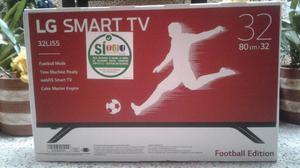Televisor LED LG Smart 32LJ55 nuevo 32