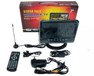 Tv Portátil de 7 con Tdt Incluido