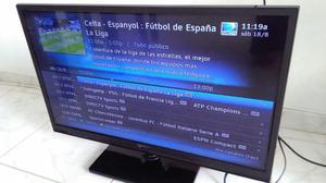 Vendo Tv Led 32 Marca Simply