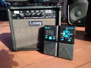 Amplificador de Guitarra Eléctrica Laney