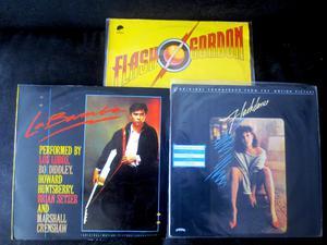Vendo colección de vinilos lp bandas sonoras