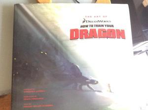 el arte de Como entrenar a tu dragón