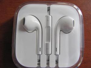 AUDIFONOS...Apple Earpods Audifonos..TRAIDOS DE EE.UU.. 100