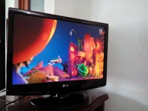 OFERTA!! SE VENDE TV LG 23 LCD