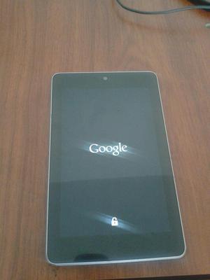 Tablet Nexus 7 de 32gb