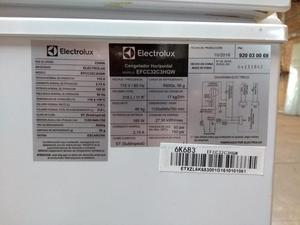 Congelador Electrolux de 318 Litro