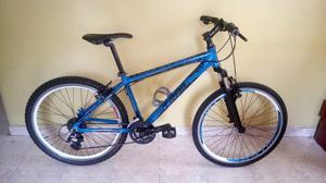 Bicicleta Todo Terreno 8 Velocidades