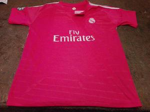 Camiseta Del Real Madrid james