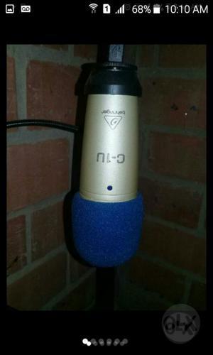 Microfono Condensador de Usb C1u