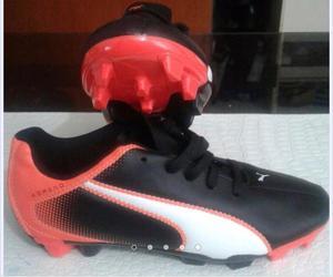 Vendo guayos nuevo para niño talla marca Nike y Puma 24 y