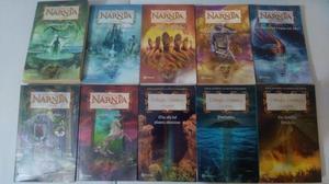 Colección Completa Narnia Editorial Planeta Cambio Por