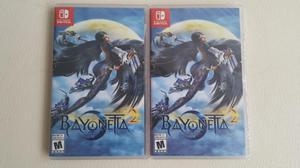 Juego Bayonetta 2 Nuevo y sellado