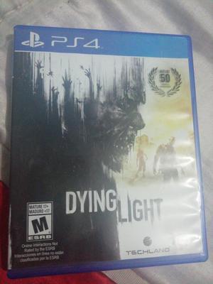 Juego Dying Light para Ps4 de Segunda
