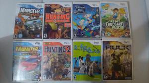 Juegos Nintendo WII Cambio Por Juegos o Controles Originales