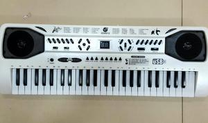 Organeta Key Board Usb Sd  Octavas