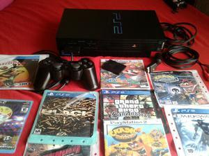 Playstation 2 Excelente Estado 10 de 10