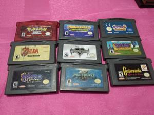 Vencambio Juegos de Game Boy Advance