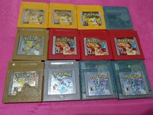 Vencambio Juegos de Game Boy Color