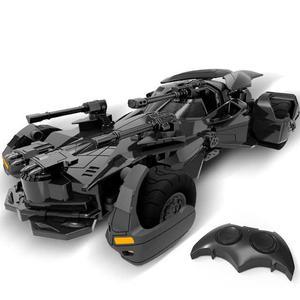 BATMOBILE JUGUETE BATMAN VS SUPERMAN, CON CONTROL REMOTO