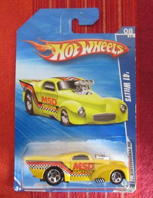 Hotwheels Hot Wheels Willys '41 Colección de