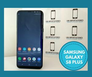 Samsung Galaxy S8 PLUS como nuevo!!!