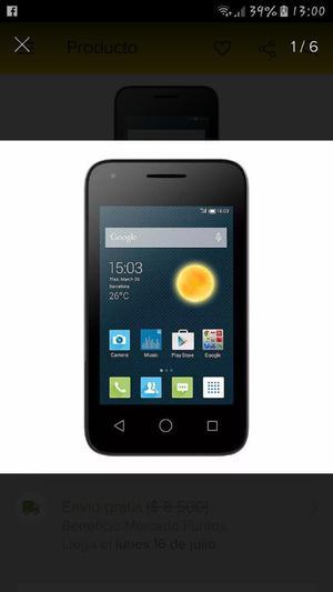 Alcatel One Touch Pixi 3yfunda Anti Chok