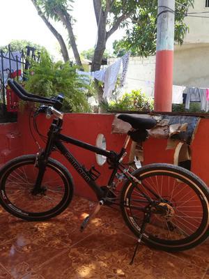 Bicicleta. Todo Terreno No.26, 7 Cambios