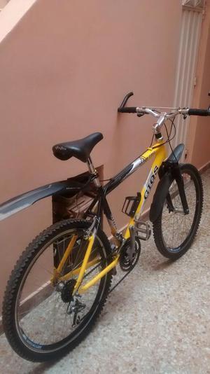 Bicicleta Todoterreno en Aluminio
