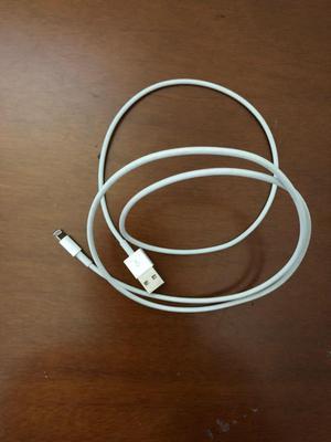 Cable Lightning a USB 1m Nuevo Estado