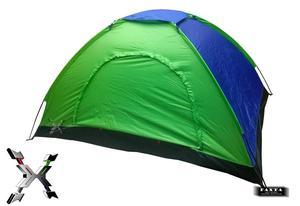 Carpa Camping Iglu Dome para 3 Personas Distribuye FAXTA