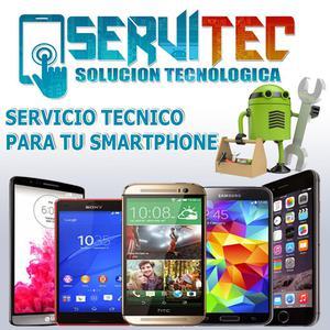 Servicio Tecnico Para tu SmartPhone Y Tablet