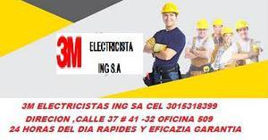 urgencias electricas las 24 horas en barranquilla