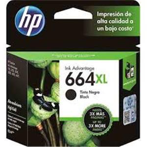APROVECHE, VENDO CARTUCHO IMPRESORA HP 664 XL NEGRO, COMO