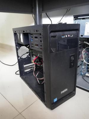 CPU Core i5 4ta Generación/ HDD 320 GB/DDR3 4 GB/ Fuente