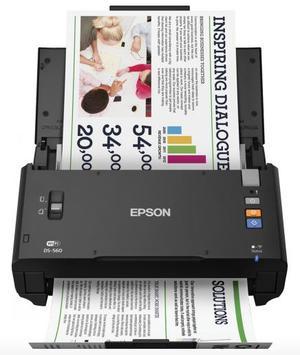 Escaner Epson Nuevo Ref Ds 560 Wifi