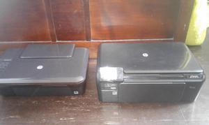 IMPRESORAS HP MULTIFUNCIONALES HP PHOTOSMART Y HP DESKJET