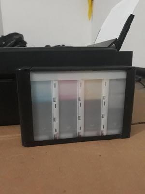 Impresora epson l 210 multifuncional tinta continua