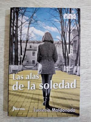 Libro Las Alas de La Soledad