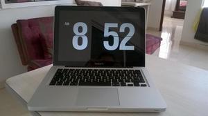 MacBook Pro 13 Mid  como nuevo. Perfecto Estado