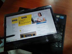 Portátil lenovo core i7 4gb 500 gb Garantía 6 meses